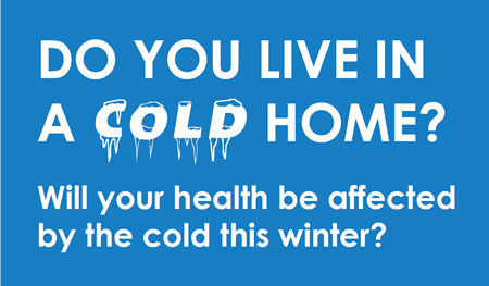 Do you live in a cold home?